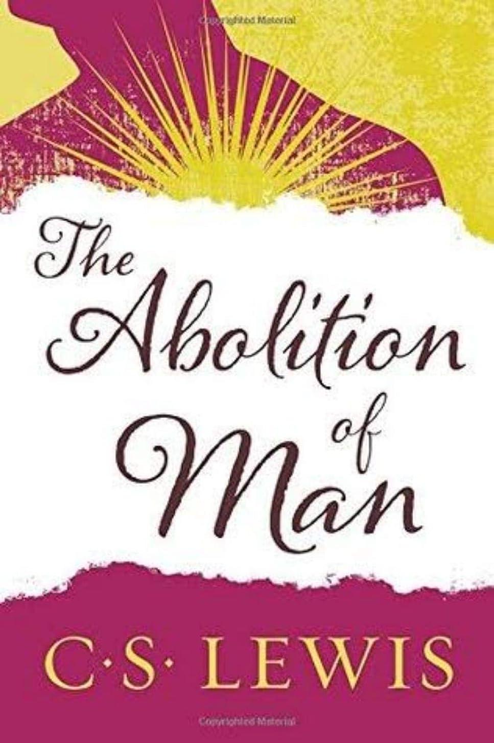 異なる準備したパワーThe Abolition of Man (English Edition)