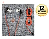 Wonderford Supreno Certified Bass Performance Hands-free Headphone with Mic