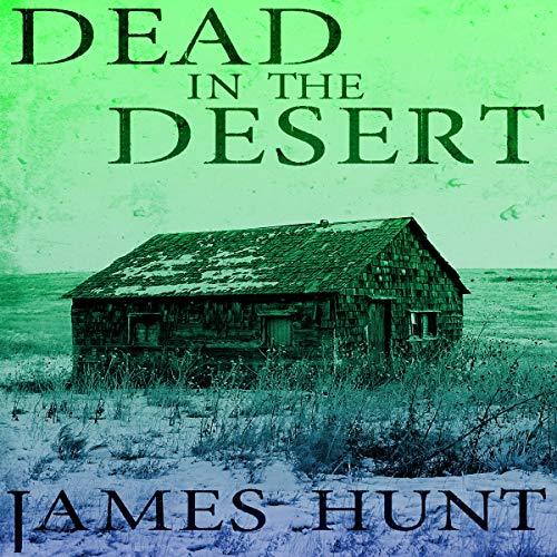 Dead in the Desert Book 2 cover art