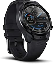 Ticwatch Pro 4G/LTE, Dual Display Smartwatch, Sleep Tracking, Swim-Ready, Long Battery Life, GPS, 24h Heart Rate Monitor, Cellular Connectivity for Verizon Phone Plan Users Only in US