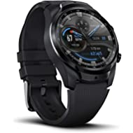 Ticwatch Pro 4G/LTE Smartwatch, Dual Display, Sleep Tracking, Swim-Ready, Long Battery Life, 1GB...