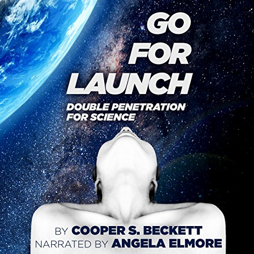 Go for Launch audiobook cover art
