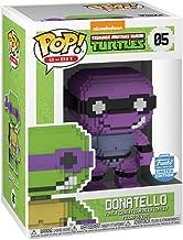 Funko Teenage Mutant Ninja Turtles POP! 8-Bit Neon Donatello Exclusive Vinyl Figure #05