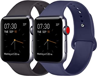 Vancle コンパチブル Apple Watch バンド 38mm 42mm 44mm 40mm for iWatch Series 4/3/2/1に対応