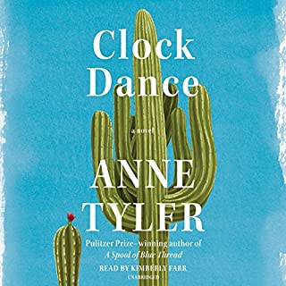 Clock Dance audiobook cover art