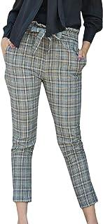 Ecossais Jaune Pantalon Pantalon Ecossais Jaune Femme Femme Ecossais Pantalon sChrxtQd