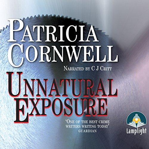 Unnatural Exposure audiobook cover art