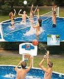 Pool Jam Combo Basketball and Volleyball Above...