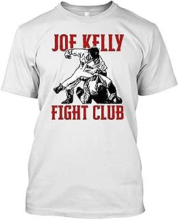 Joes Kelly Bostons Fights Club Custom Ultra Cotton T-Shirt