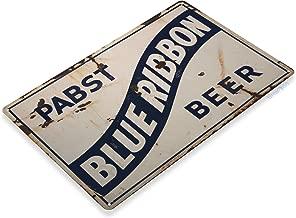 Tinworld Tin Sign Pabst Blue Ribbon Rustic Retro Beer Metal Sign Decor Pub Bar Cave A549