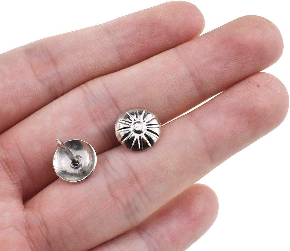 Yadaland Upholstery Nails Decorative Tacks Japan Maker New Pins 16mm Over item handling ☆ Inse Length
