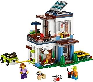LEGO Creator Modular Modern Home 31068 Building Kit (386 Piece)