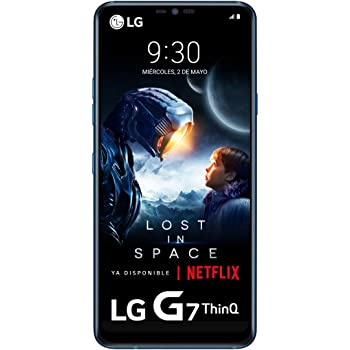 "LG G7 ThinQ - Smartphone de 6.1"" (Qualcomm Snapdragon 845 Octa ..."