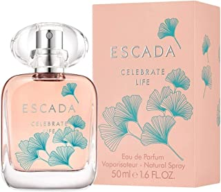 Escada Celebrate Life for Women Eau de Parfum 50ml