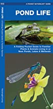 Pond Life: A Folding Pocket Guide to Familiar Plants & Animals Living in or Near Ponds, Lakes & Wetlands (Wildlife and Nat...
