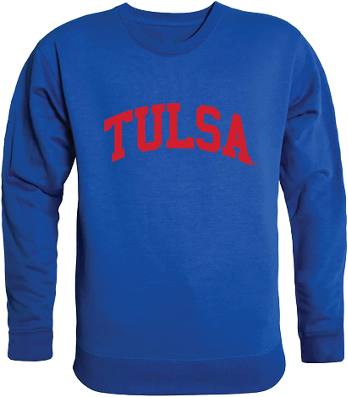 University Of Tulsa Golden Hurricane Sweatshirt UT 40% OFF Nashville-Davidson Mall Cheap Sale Crewneck Arch
