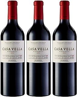 Juvé & Camps Vino Tinto Casa Vella - 3 botellas x 75 cl - Total: 225 cl