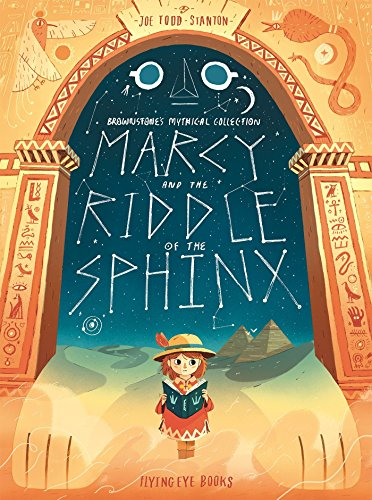 Marcy and the Riddle of the Sphinx: Brownstone's Mythical Collection 2