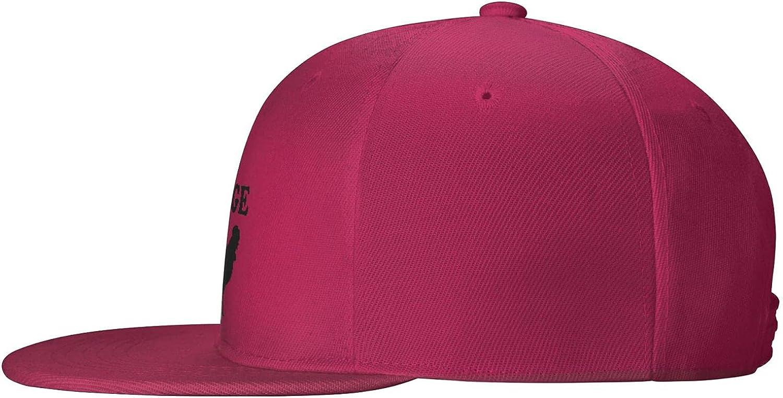 Love Thin Green Line Flat Brim Baseball Hat Cowboy Hat Sun Hat Unisex