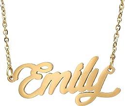 Best name pendant necklace Reviews