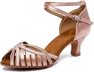 Ballroom Dance Shoes for Women Salsa Latin S02