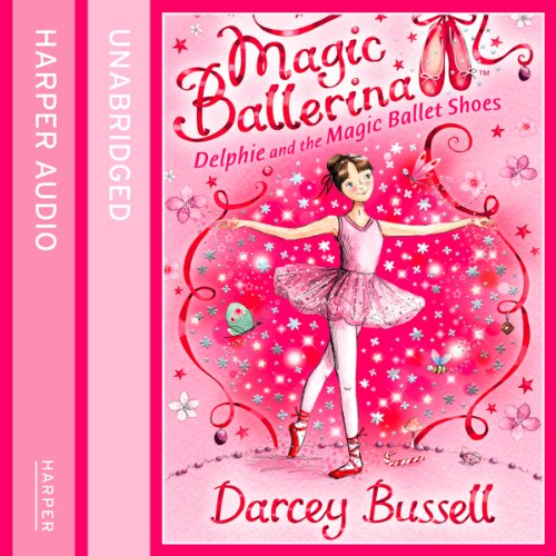 Delphie and the Magic Ballet Shoes cover art