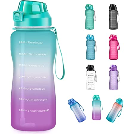 Fitness Lift X3ea BPA FREE Filter Water Bottle 533ml For Cross fit LIZGN