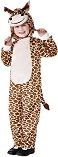 Leopard  Kids Fancy Dress Safari Zoo Animal Book Day Girls Boys Childs Costume