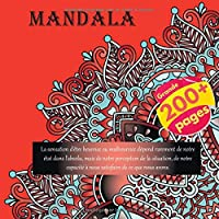Mandala - La sensation d'être heureux ou malheureux dépend rarement de notre état dans l'absolu, mais de notre perception de la situation, de notre capacité à nous satisfaire de ce que nous avons.