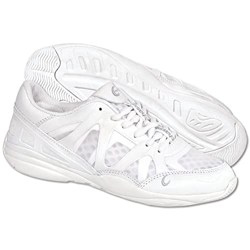 095973cde27 Chassé Women s Proflex Cheerleading Shoes - White Cheer Sneakers
