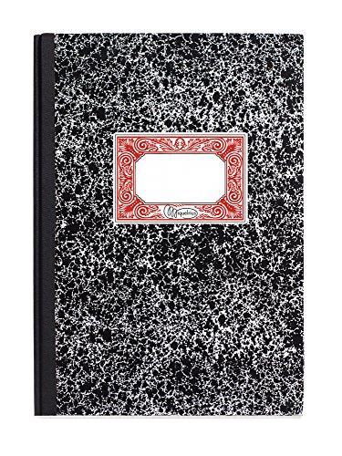 Miquelrius - Libro de Contabilidad, Folio Natural, Hoja Lisa, 100 hojas sin numerar