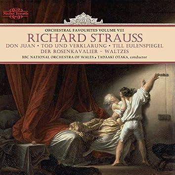 Richard Strauss: Orchestral Favourites, Vol. VIII