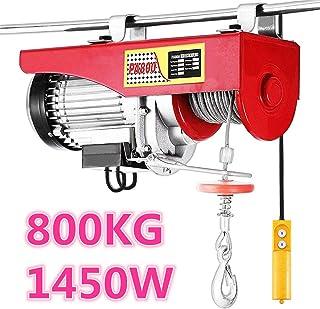 Polipasto eléctrico (1450W,400/800KG)