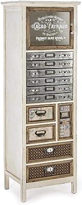 Palazzo Lof019 - Cómoda de Madera, diseño Vintage: Amazon.es ...