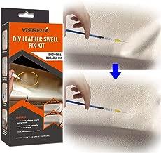Visbella DIY Leather Repair,Headliner Spot Fix Kit, Repair Saggy Baggy Torn Loose Leather