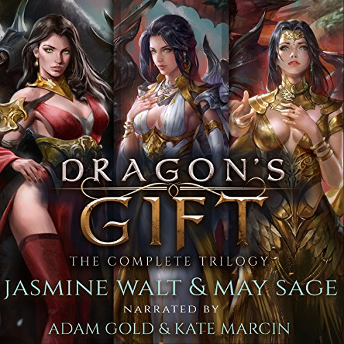 Dragon's Gift: The Complete Trilogy audiobook cover art