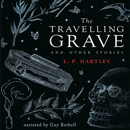 The Travelling Grave and Other Stories audiobook cover art