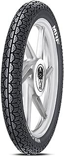 MRF Nylogrip Plus 3.00-18 52N Tube-Type Bike Tyre, Rear
