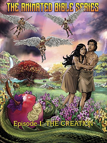 The Animated Bible Series Episode 1: The Creation