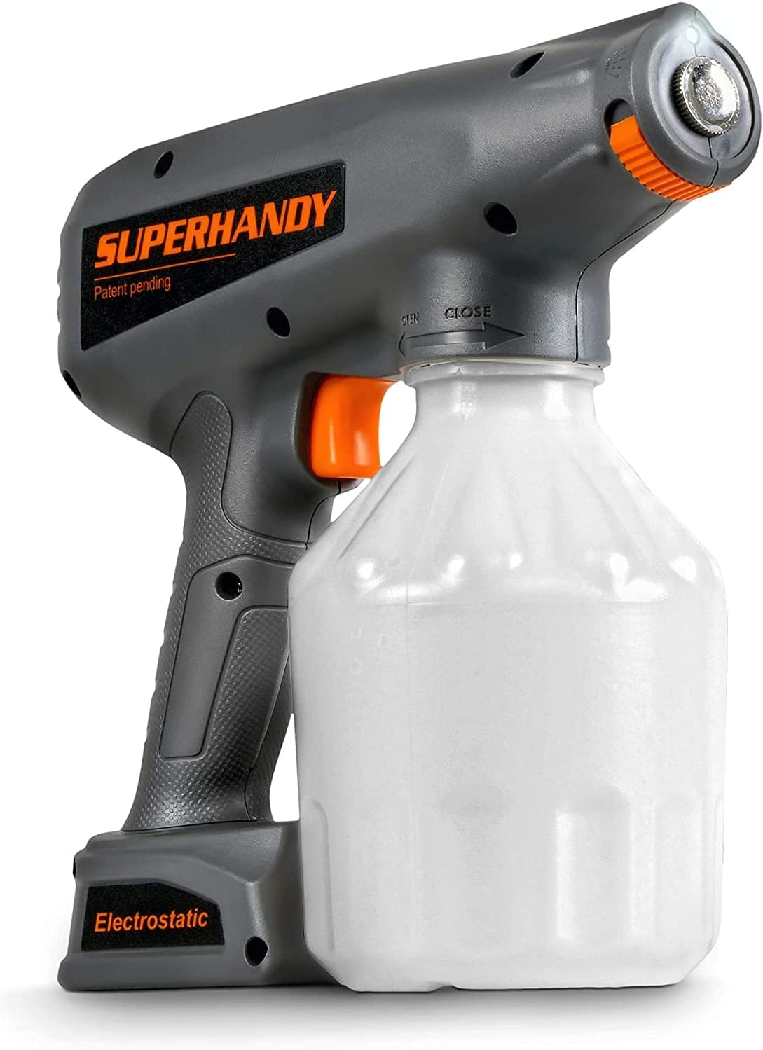 SuperHandy Disinfecting Nano Spring new Excellent work one after another ULV Electrostatic Handheld Sprayer