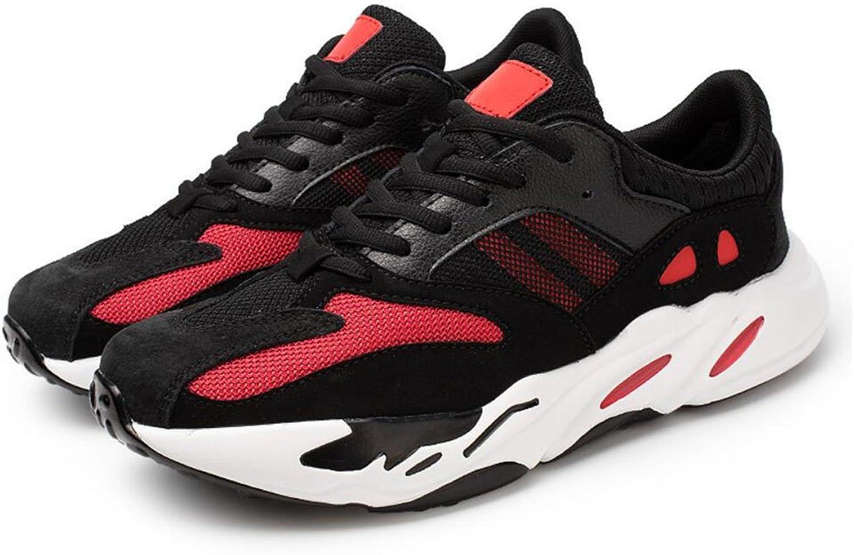 GAOLIXIA Men Casual Lightweight Running shoes Breathable Mesh Gym Sports shoes Fashion Outdoor Walking Tourism Hiking shoes