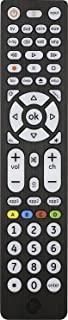 GE 8-Device Backlit Universal Remote Control for Samsung, Vizio, LG, Sony, Sharp, Roku, Apple TV, RCA, Panasonic, Smart T...