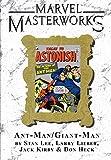 Marvel Masterworks #59 Ant-Man / Giant-Man Vol 1 Limited Edition