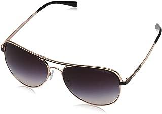 Kính mắt nữ cao cấp – MK1012 110836 Rose Gold Vivianna I Pilot Sunglasses Lens Category