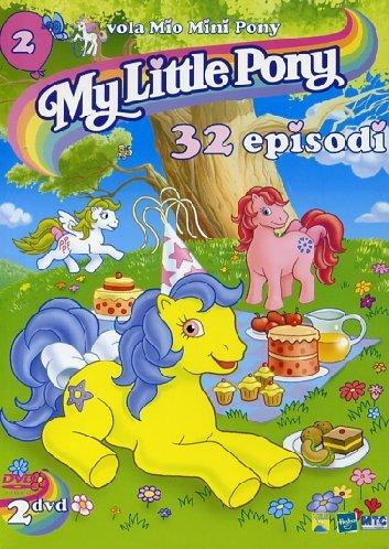 My Little Pony - Dvd Box 02 (2 Dvd)