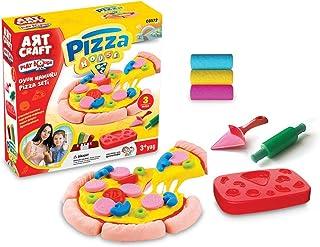 Artcraft 3572 Pizza Seti Oyun Hamuru 150 Gr.