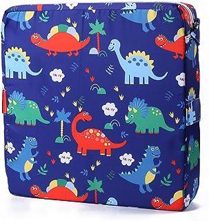 Domybest Cuscino Rialzo Sedia per Bambini Cuscino Alzasedia Stampato Antiscivolo Cuscino per Sedia Bambini per Sedia da Pranzo