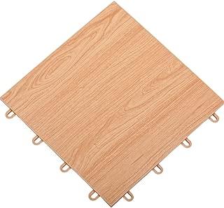 TileFlex Floor Tiles (Maple) (.5