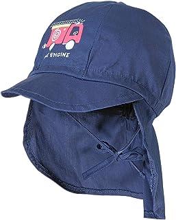 maximo Baby-Jungen Nackenschutz Mütze