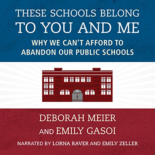 These Schools Belong to You and Me cover art
